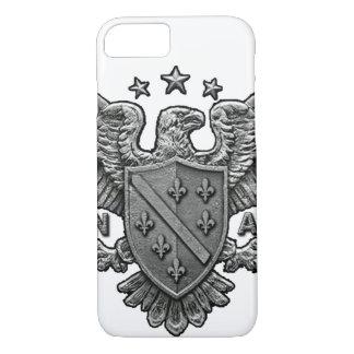 Coque iPhone 8/7 Habillement américain bosnien de style -