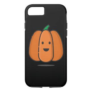 Coque iPhone 8/7 Halloween - caisse mignonne de citrouille