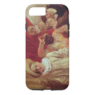 Coque iPhone 8/7 Harlequin, Pierrot et Scapin, acteurs de COM