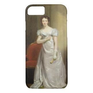 Coque iPhone 8/7 Harriet Smithson (1800-54) comme Mlle Dorillon,