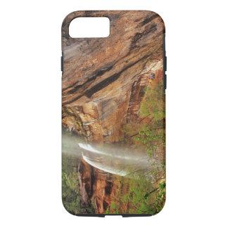 Coque iPhone 8/7 Hausse de la traînée verte de piscines dans le
