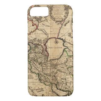 Coque iPhone 8/7 Hémisphère oriental et Rome