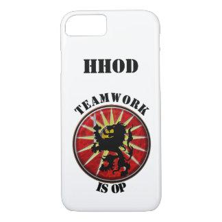 """Coque iPhone 8/7 HHOD - iPhone7 """"à peine là"""" cas"""