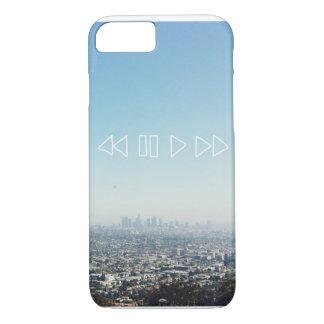 Coque iPhone 8/7 Horizon de Los Angeles - la Californie