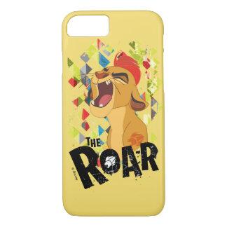 Coque iPhone 8/7 Hurlement de la garde | Kion de lion