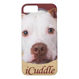 coque iphone 8 pitbull