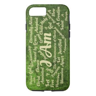 Coque iPhone 8/7 Identité verte