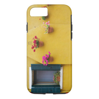 Coque iPhone 8/7 Île de Burano, Burano, Italie. Burano coloré 3