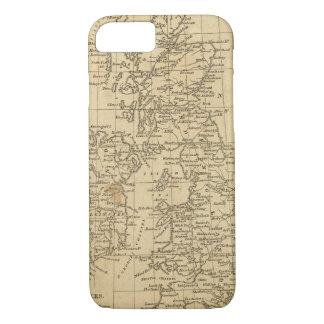 Coque iPhone 8/7 Îles britanniques 5