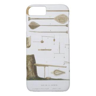 Coque iPhone 8/7 Îles de société : pangas, hameçons et tout autre t