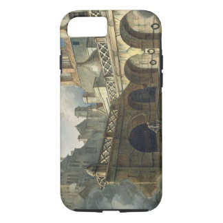 Coque iPhone 8/7 Intérieur de Bath de la Reine, de 'Bath illustré