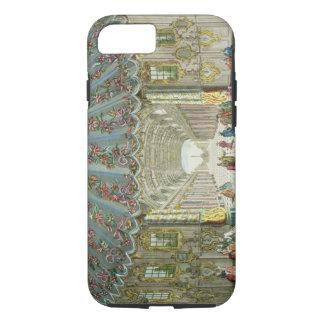 Coque iPhone 8/7 Intérieur d'une galerie menant à Vauxhall des