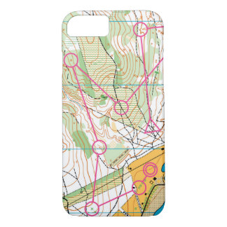 Coque iPhone 8/7 iPhone 7/8 cas de course d'orientation