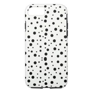 Coque iPhone 8/7 iPhone 7, cas dur d'Apple de taches de téléphone