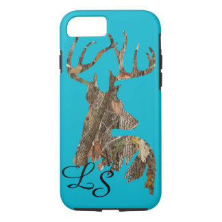 Coque iPhone 8/7 iPhone 7, cas dur de Camo de chasse