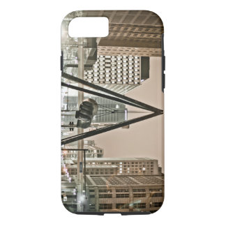 Coque iPhone 8/7 iPhone 7 de poing de Detroit Joe Lewis, dur