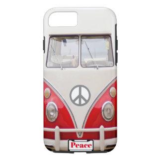 Coque iPhone 8/7 iPhone (d'autobus de paix) 7/8 cas