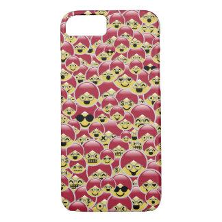 Coque iPhone 8/7 iPhone de Dr. Social Media Turban Emoji 8/7 cas