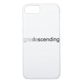 Coque iPhone 8/7 iPhone de logo des textes 6/7/8 cas