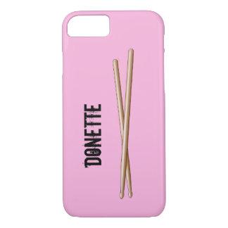 Coque iPhone 8/7 Iphone de pilon 7 batteurs de cas votre couleur,