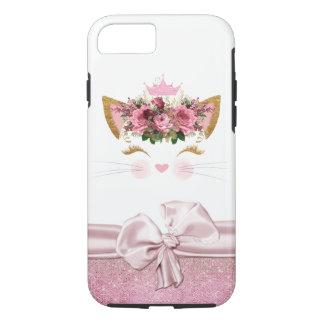 Coque iPhone 8/7 iPhone de princesse Kitty 7/8 cas