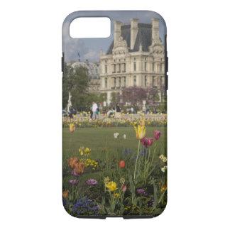 Coque iPhone 8/7 Jardin de Tuileries, Louvre, Paris, France