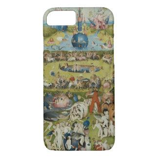 Coque iPhone 8/7 Jardin des plaisirs terrestres, 1490-1500