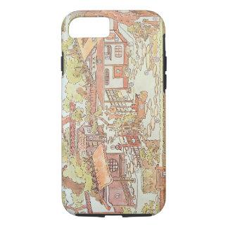 Coque iPhone 8/7 Jardins de yuan de Ming de yuan, Pékin, 1783-86