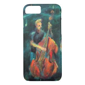 Coque iPhone 8/7 Jazz concert at night