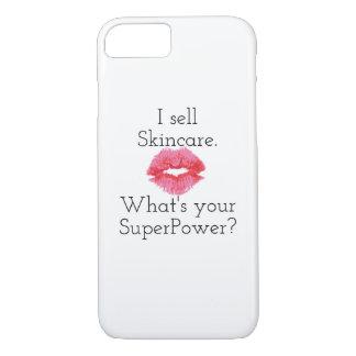 Coque iPhone 8/7 Je vends des soins de la peau. Quelle est la votre