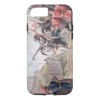 Coque iPhone 8/7 Jeanne d'Arc (1412-31) commande l'anglais pour