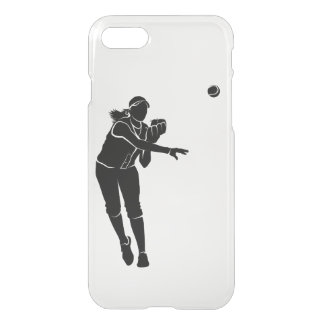 Coque iPhone 8/7 Jet du base-ball