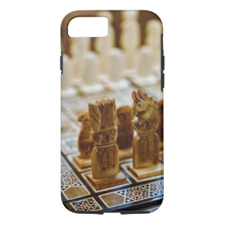 Coque iPhone 8/7 Jeu d'échecs à vendre, bazar d'EL Khalili de Khan,