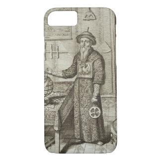 Coque iPhone 8/7 Johann Adam Schall von Bell (1591-1666) de 'Chin