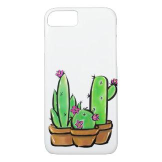 Coque iPhone 8/7 Joie de cactus