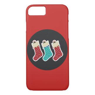 Coque iPhone 8/7 Joyeux Noël - bas