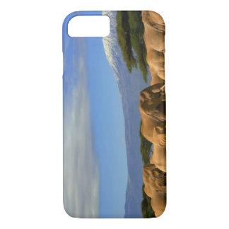 Coque iPhone 8/7 Kilimanjaro et éléphants