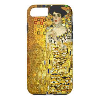 Coque iPhone 8/7 Klimt - portrait d'Adele Bloch Bauer