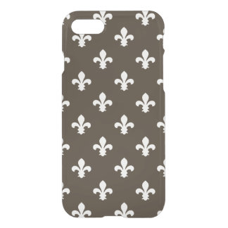 Coque iPhone 8/7 Kola Cottage Fleur de Lys du sud