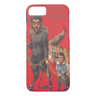 Coque iPhone 8/7 Krampus avec de mauvais enfants