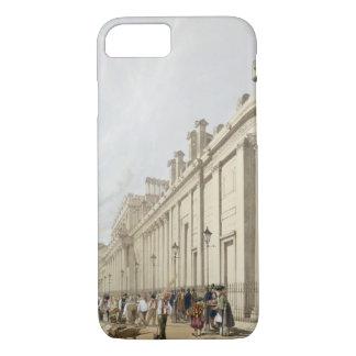 Coque iPhone 8/7 La Banque d'Angleterre Regardant vers le manoir Ho