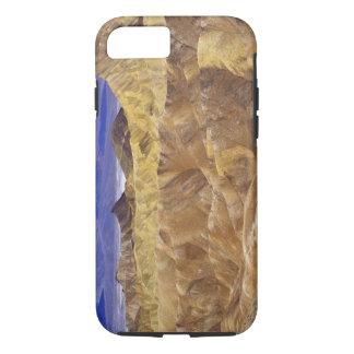Coque iPhone 8/7 La Californie : Death Valley NP, vue de Zabriskie