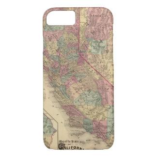 Coque iPhone 8/7 La Californie, Nevada