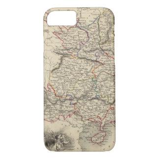 Coque iPhone 8/7 La Chine et Burmah