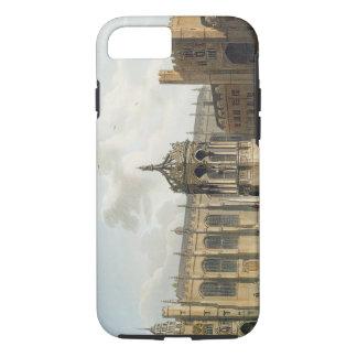 Coque iPhone 8/7 La cour de l'université de trinité, Cambridge, de