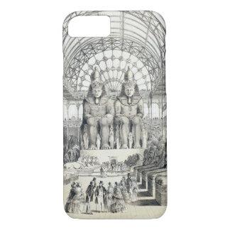 Coque iPhone 8/7 La cour de Nubian chez Crystal Palace dans