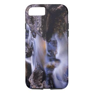 Coque iPhone 8/7 La crique de poissons tombe près de Steamboat