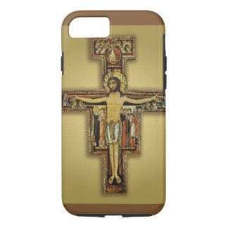 COQUE iPhone 8/7 LA CROIX DE SAN DAMIANO
