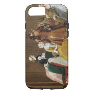 Coque iPhone 8/7 La famille de Harlowe, Clar de Samuel Richardson