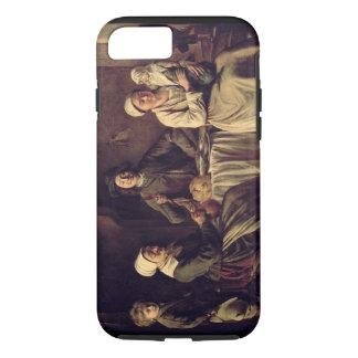 Coque iPhone 8/7 La famille rurale, 1642 (huile sur la toile)